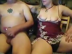 BBW, Amateur, BBW, Couple, Sex, Webcam