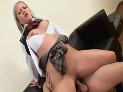 Hottest pornstar Sunny Diamond in horny big tits, blonde adult movie