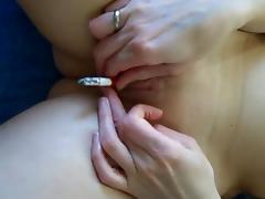 Cigarette, Pussy, Smoking, Vagina, Cigarette
