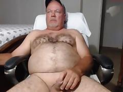 Hot-n-Thick Dad Cums