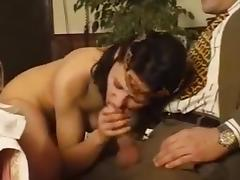 Ilona....reine du sexganbang