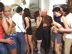 Party with milfs