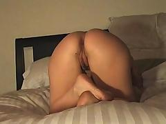 Pregnant mommy cum fuck