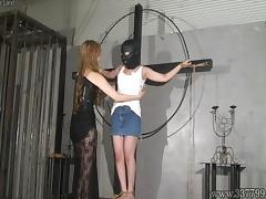 Japanese Mistress Kyouka and masochist woman slave
