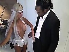 Big Cock for the bride - visit realfuck24