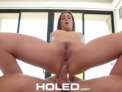 HOLED - Step relative fucks Cassidy Kleins virgin asshole