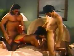 Beautiful Nina Suave Gets Fucked In Threesome