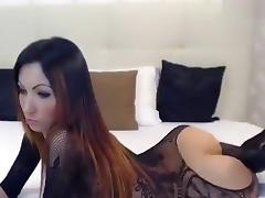 Ailyndiamondd in sexy outfit