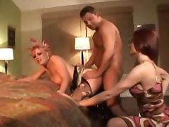 Punk, Anal, Assfucking, Group, Orgy, Threesome