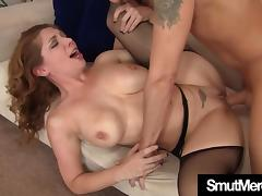 Sexy Kiki D Aire gets fucked hard