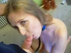 Close Up Cock Sucking (Redhot Redhead Show 11-04-2016)