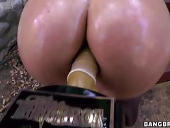 Double Penetration With Big Ass AJ Applegate