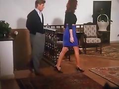 Vintage italian threesome ffm sex