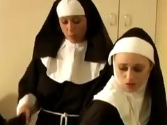 Church, Naughty, Nun, Spanking, Church