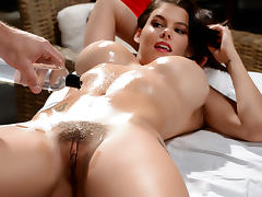 Peta Jensen & Johnny Castle in The Final Exam - Brazzers