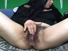 Hairy Teen, Ass, Fingering, Hairy, Masturbation, Teen
