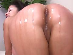 Raunchy Alexis Silver gets her wet muff hammered with a BBC