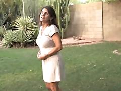 Nude Milf Outside
