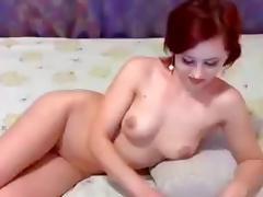 Naked beauty Klara91 shows its form
