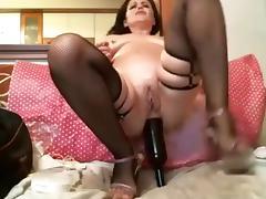 Gaping, Fisting, Masturbation, Webcam, Gaping