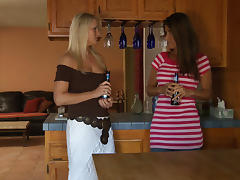Juliana Jolene & Torri Secret in Lesbian Triangles #16, Scene #04