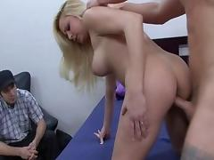 Hottest pornstar Jacey Andrews in exotic facial, milfs xxx scene