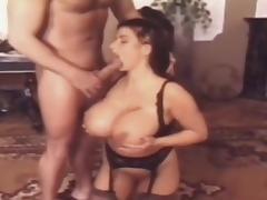 Tiziana Redford - Cumshots