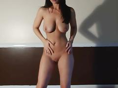 Saggy Tits, Dance, Masturbation, Saggy Tits, Strip, Vibrator