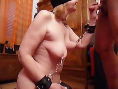 A short Hand- and Blowjob
