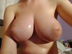Huge Tit Goddess Cam Show