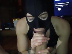 French swinger masked