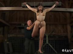 Bondage, Ass, BDSM, Bondage, Bound, Brunette
