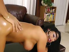 Big Booty Fuck Slut Bella Nailed Deep And Hard From Behind