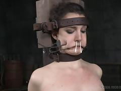Creative master makes a couple of ladies moan in pain