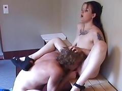 Brunette, Blowjob, Brunette, Lick, Pornstar, Sex