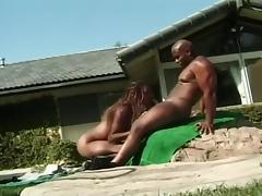 Big Boobs Hot Girl Enjoying Hard Sex At Out Door