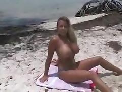 Beach, Beach, Big Tits, Blowjob, Outdoor, Sex
