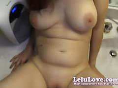 Lelu Love-POV Sucking And Fucking Before My Bath
