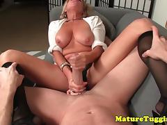 MILF, Big Tits, Boobs, Mature, MILF, Penis