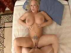 Amazing pornstar Rachel Love in incredible big tits, blonde porn clip