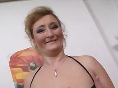 Fat Ass Mature Aja Fucked