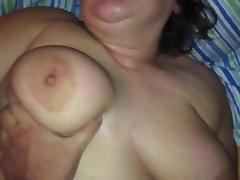 Fingering My Bg Titted Wife