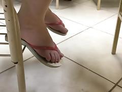 Candid feet 154