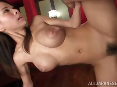 Ema Kisaki is notorious cause of her cock thirsty snatch