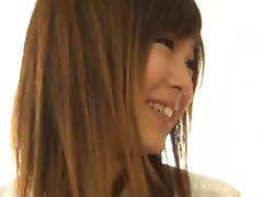 Miku Airi is a hot college girl in need for a mature cock