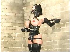Bondage, BDSM, Big Tits, Bondage, Bound, Latex
