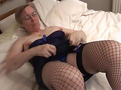 Aged, Aged, Granny, Mature, Old, Stockings