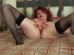 German mature pussy