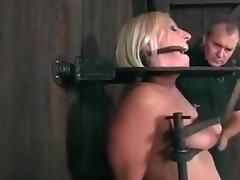 Slave, BDSM, Blonde, Fetish, Slave