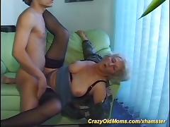 my horny mom needs a strong cock